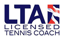 LTA Licensed Coach