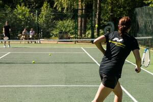 Adult and Junior Tennis